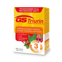 GS Triurin 60 tablet, натуральный состав